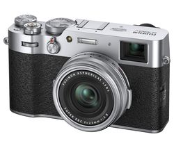 X100V High Performance Compact Camera - Silver