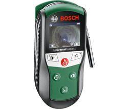 UniversalInspect Handheld Endoscope - Black & Green