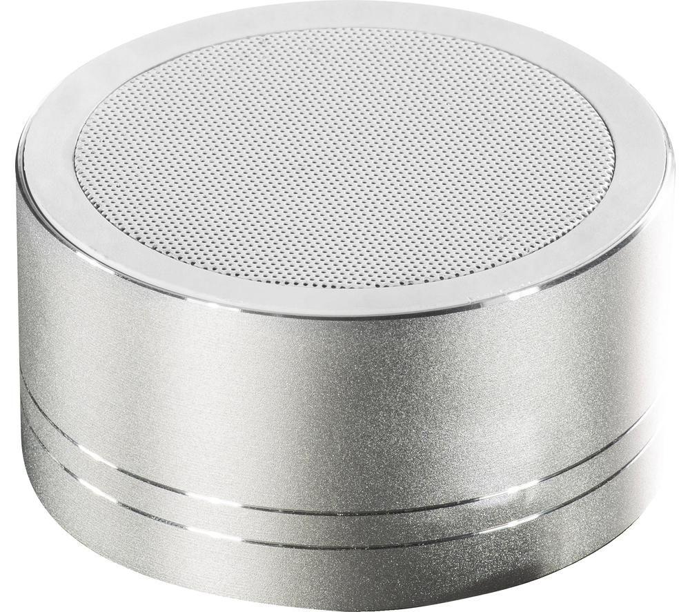 DAEWOO AVS1343 Portable Bluetooth Speaker - Silver, Silver