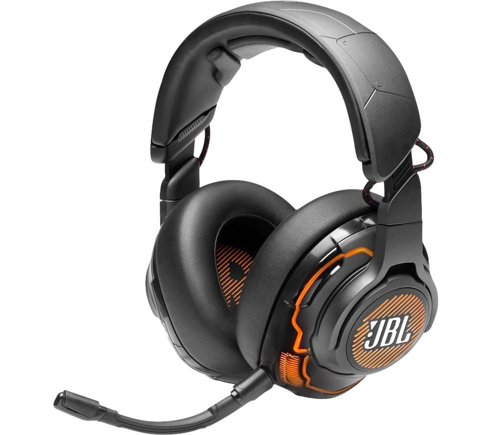 JBL Quantum ONE Gaming Headset - Black