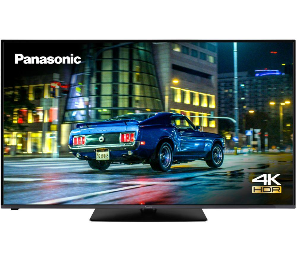 """65"""" PANASONIC TX-65HX580B Smart 4K Ultra HD HDR LED TV"""