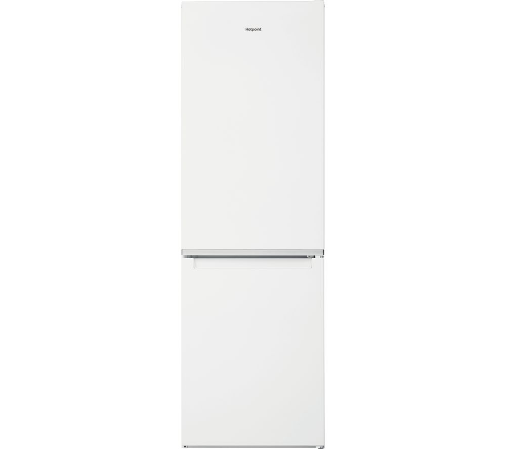 HOTPOINT H1NT 811E W 1 60/40 Fridge Freezer - White, White