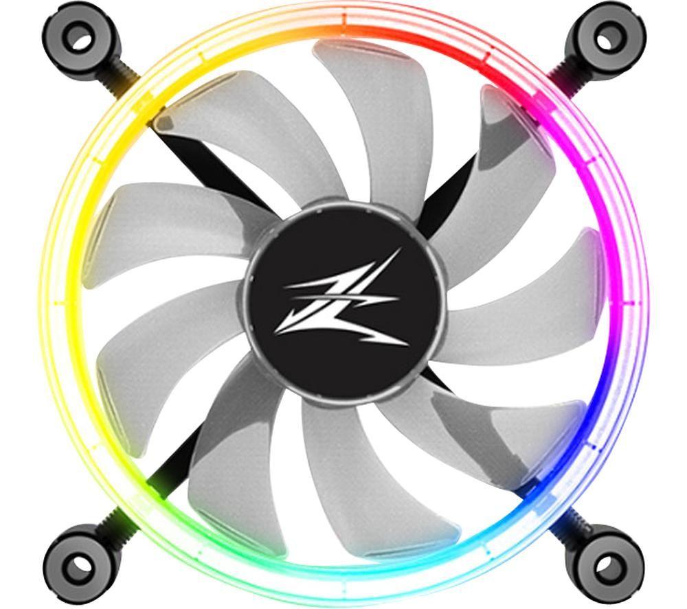ZALMAN LF120 120 mm Case Fan - RGB LED