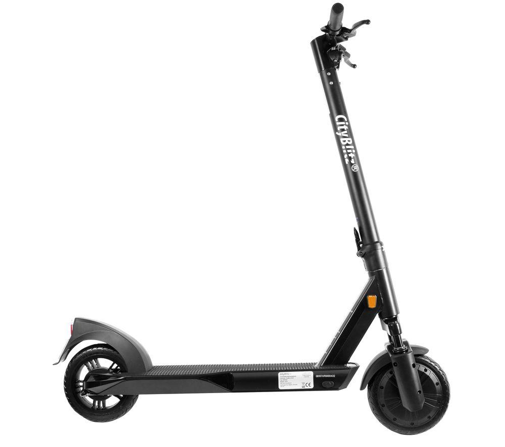 CITYBLITZ BEAST Electric Scooter - Black