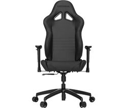Racing S-Line SL2000 Gaming Chair - Black & Carbon