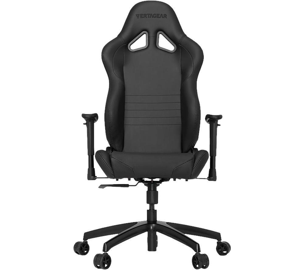 VERTAGEAR Racing S-Line SL2000 Gaming Chair - Black & Carbon