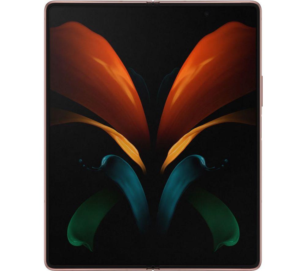 SAMSUNG Galaxy Fold2 5G - Mystic Bronze
