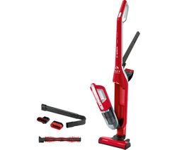 Image of BOSCH Serie 4 Flexxo ProAnimal BBH3PETGB Cordless Vacuum Cleaner - Red
