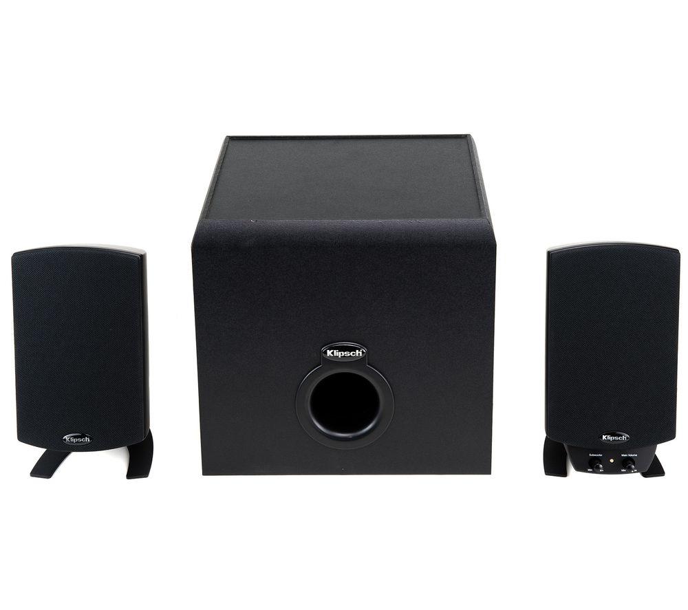KLIPSCH ProMedia 2.1 Bluetooth PC Speakers