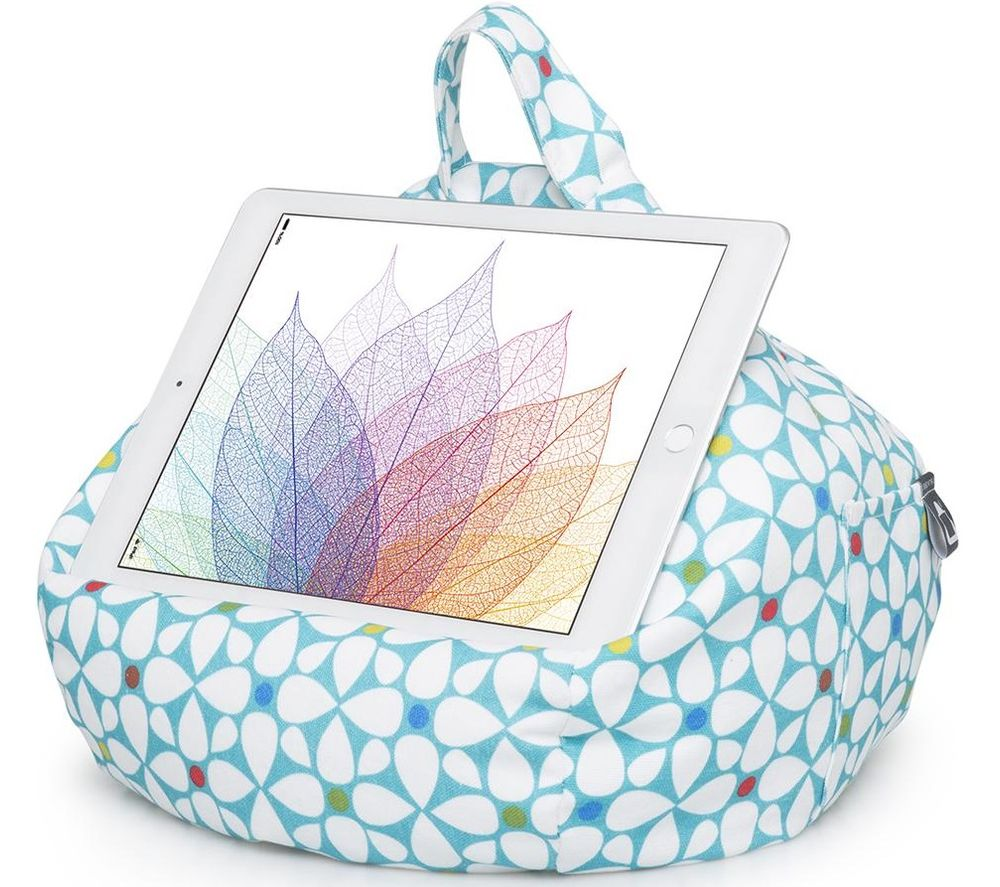 IBEANI Bean Bag Tablet Stand - Geometric