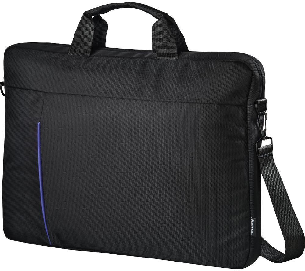 """HAMA Essential Line Cape Town 101907 15.6"""" Laptop Case - Black"""