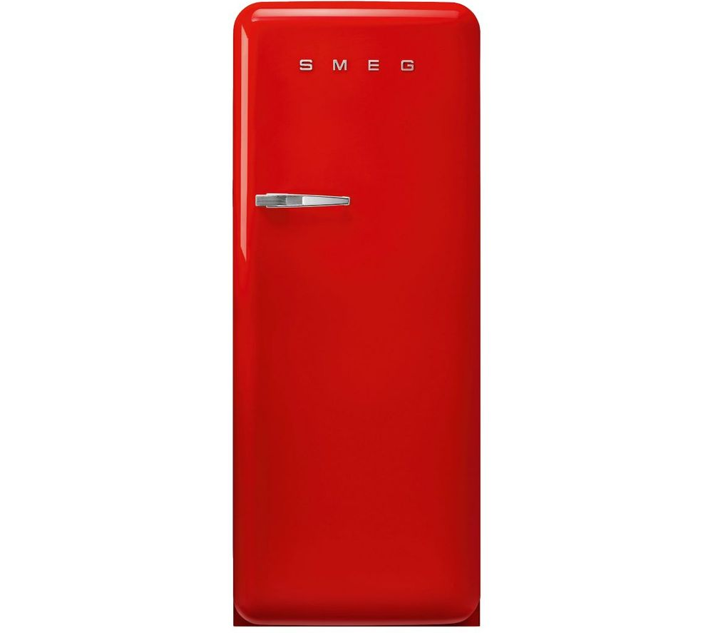 SMEG FAB28RRD5UK Tall Fridge - Red