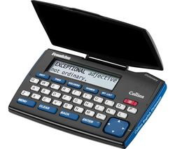 DMQ221 Express Edition Collins English Electronic Dictionary and Thesaurus