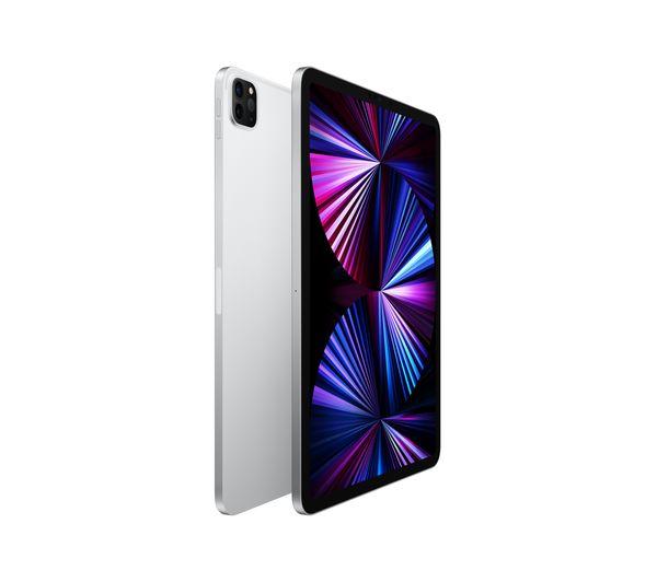"Buy APPLE 11"" iPad Pro (2021) - 128 GB, Silver | Free ..."