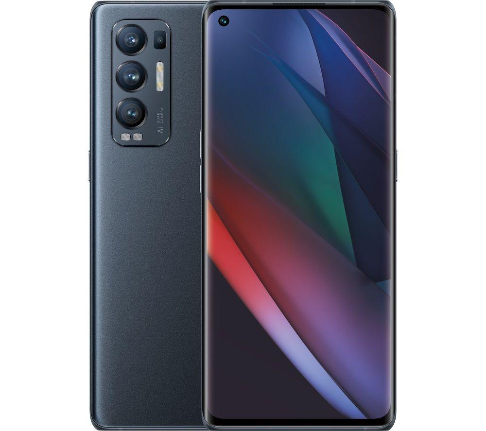 Oppo Find X3 Neo - 256 GB, Starlight Black 0