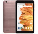 £59.99, VENTURER Voyager 7inch Tablet - 16 GB, Rose Gold, Android 10 Go Edition, Standard resolution screen, 16GB storage: Perfect for apps & photos, Add more storage with a microSD card, Battery life: Up to 5 hours,