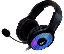 Harrier 360 Stereo Gaming Headset - Black