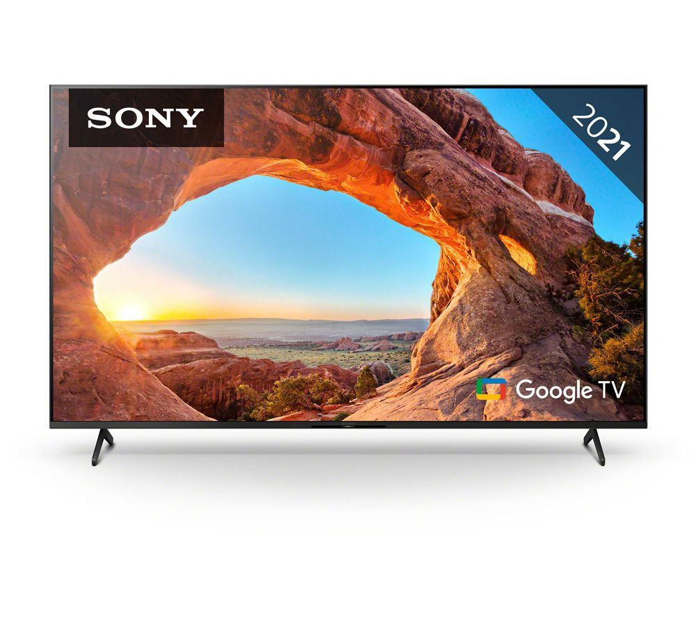 "SONY BRAVIA KD55X85JU 55"" Smart 4K Ultra HD HDR LED TV with Google TV & Assistant"