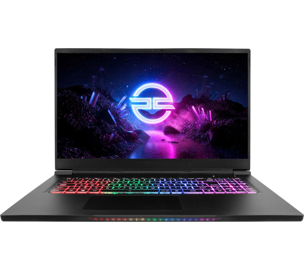 """Image of PCSPECIALIST Ionico RT17 17.3"""" Gaming Laptop - Intel®Core™ i7, RTX 3060, 1 TB SSD"""