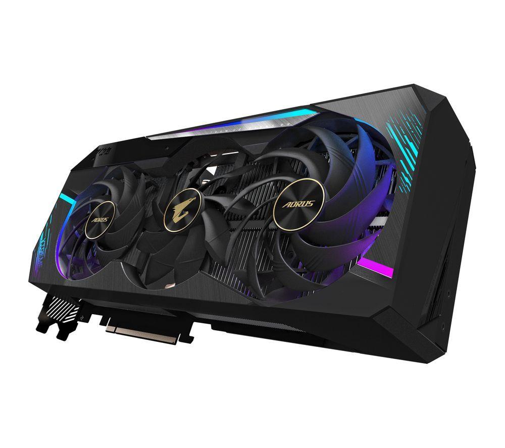 Image of GIGABYTE GeForce RTX 3080 Ti 12 GB AORUS XTREME Graphics Card