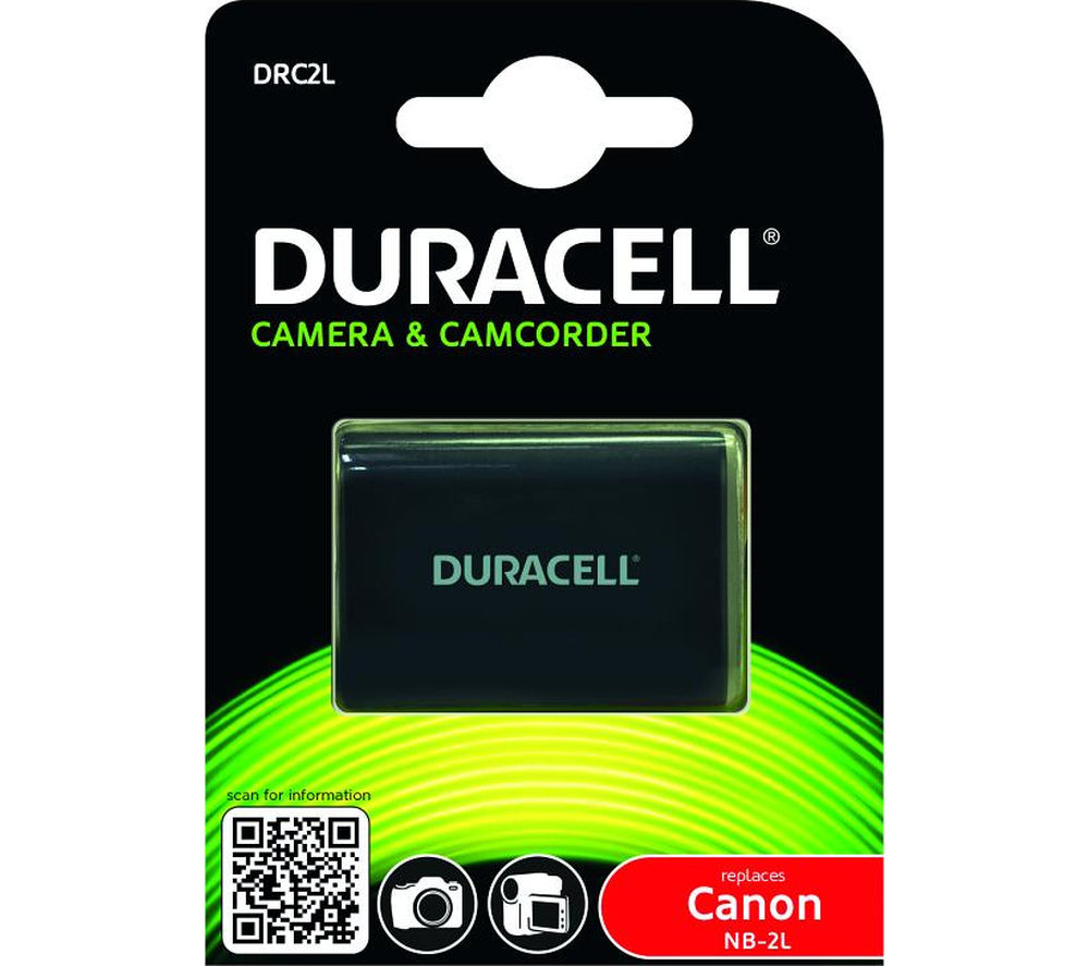 Compare retail prices of Duracell DRC2L Lithium-ion Rechargeable Camera Battery to get the best deal online