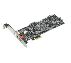 ASUS Xonar DGX 5.1-Channel PCIe Sound Card