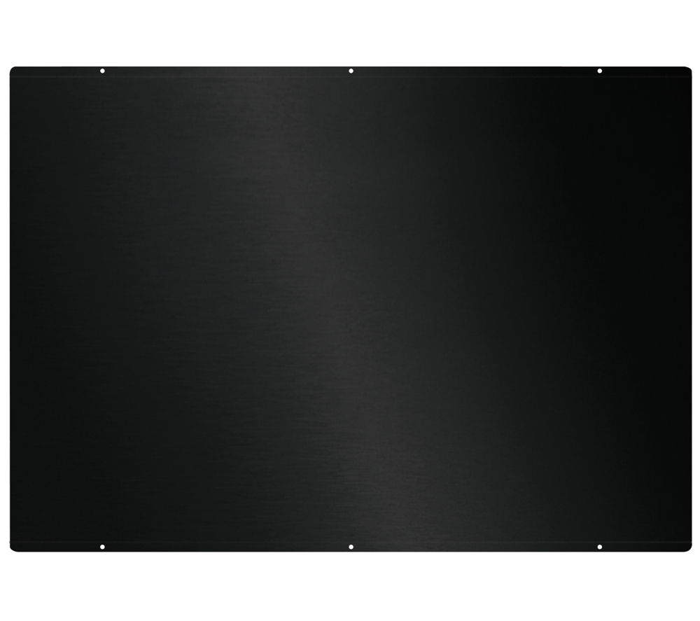 BAUMATIC BSB11BL Stainless Steel Splashback, Stainless Steel Review thumbnail