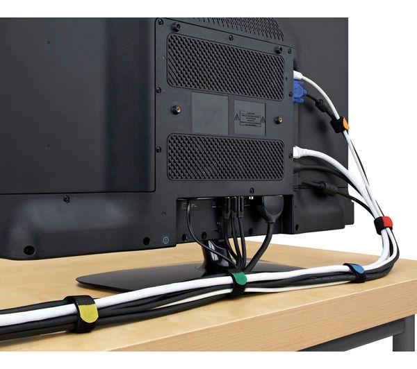 Buy Sandstrom Scmk114 Cable Management Kit Free Delivery