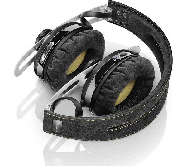 Buy SENNHEISER Momentum 2.0 Wireless Bluetooth Noise-Cancelling Headphones - Black | Free ...