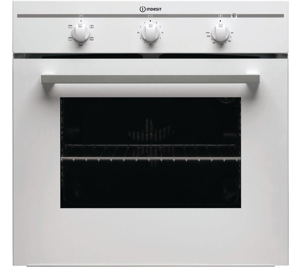 INDESIT FIM 21 K.B (WH) GB Electric Oven - White