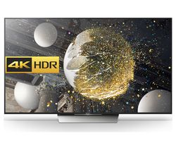 SONY BRAVIA KD85XD8505BU Smart 4K Ultra HD HDR 85
