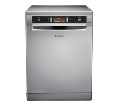 HOTPOINT Ultima FDUD 43133X Full-size Dishwasher - Stainless Steel Best Price, Cheapest Prices