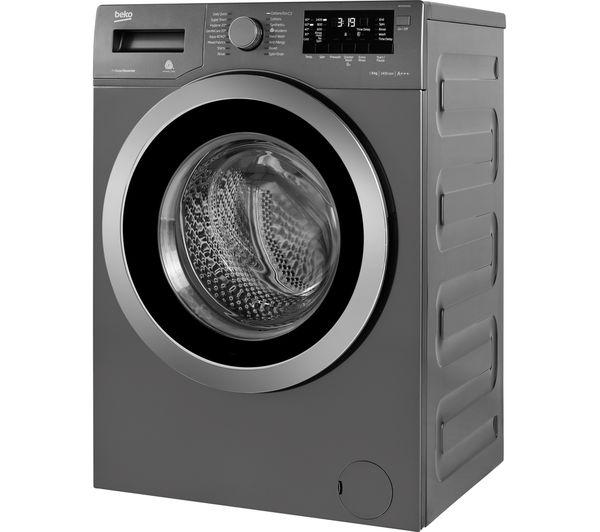 Buy BEKO Pro WX943440G Washing Machine - Graphite | Free ...