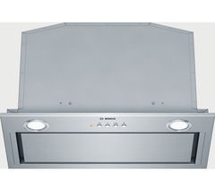 Serie 6 DHL575CGB Canopy Cooker Hood - Stainless Steel