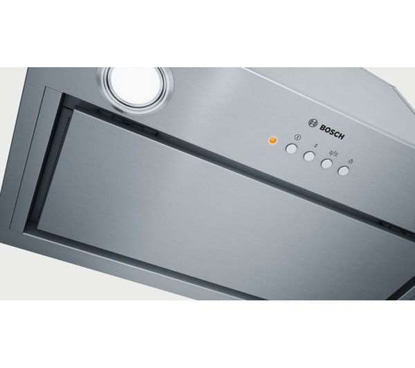 BOSCH DHL575CGB Canopy Cooker Hood - Stainless Steel  sc 1 st  Currys & Buy BOSCH DHL575CGB Canopy Cooker Hood - Stainless Steel   Free ...