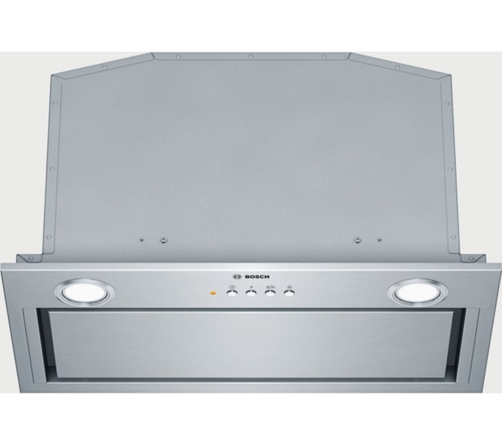 Image of BOSCH DHL575CGB Canopy Cooker Hood - Stainless Steel, Stainless Steel