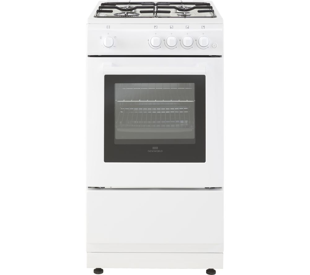 Compare prices for New World 50GSO 50cm Gas Cooker