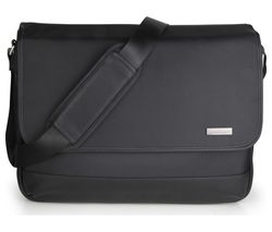"SANDSTROM S16PMSB17 15.6"" Laptop Messenger Bag - Black"