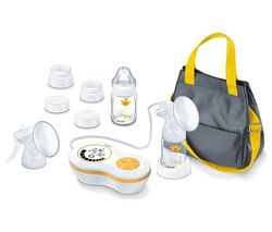 BY60 Electric Breast Pump Plus Set