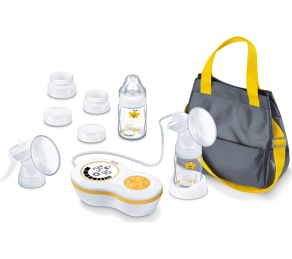 Compare retail prices of Beurer BY60 Electric Breast Pump Plus Set to get the best deal online