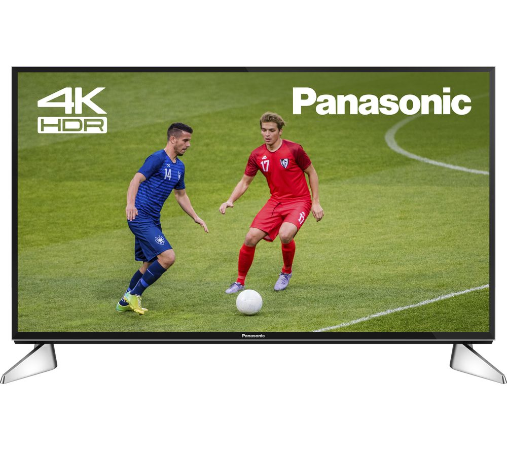 "PANASONIC TX-49EX600B 49"" Smart 4K Ultra HD HDR LED TV + SC-HTB688EBK 3.1 Wireless Sound Bar"