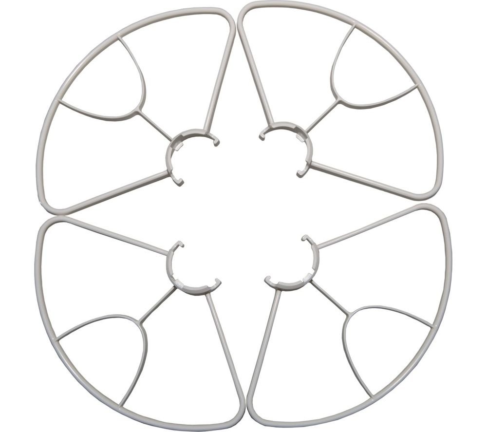 YUNEEC YU FCA102 Breeze Propeller Guards - Pack of 4