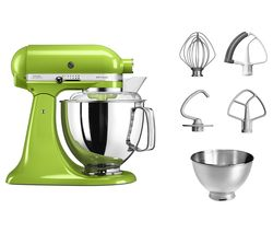 KITCHENAID Artisan 5KSM175PSBGA Stand Mixer - Green Apple
