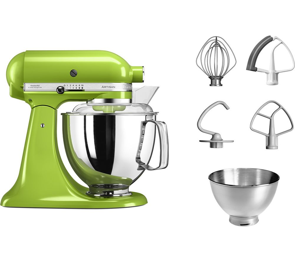 KITCHENAID Artisan 5KSM175PSBGA Stand Mixer - Green Apple
