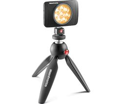MLUMIEMU-BK Lumimuse 8 LED Light