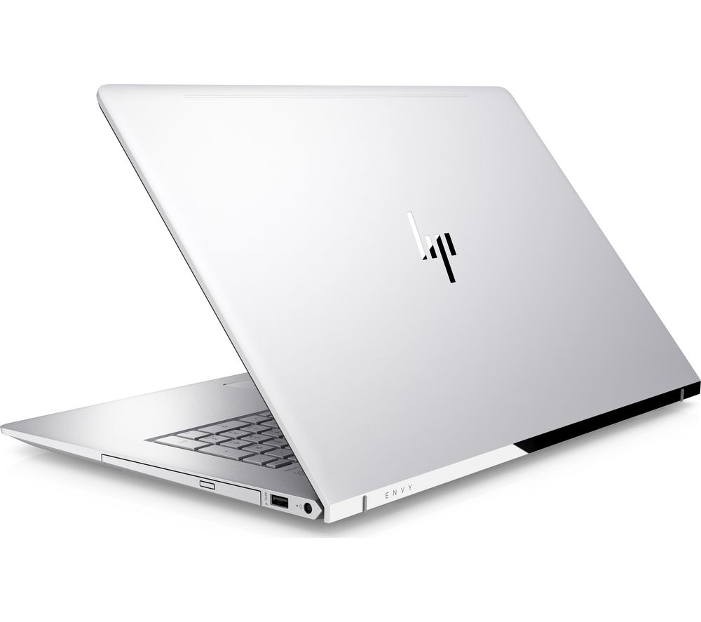 "HP ENVY 17-ae051sa 17.3"" Laptop - Silver + Office 365 Personal - 1 year for 1 user"