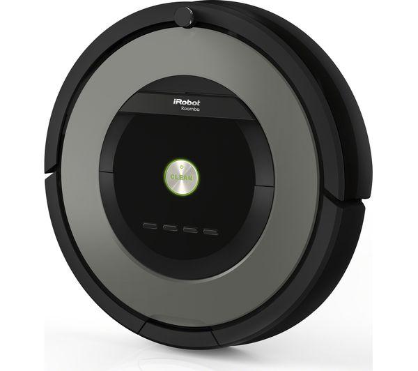 Image of IROBOT Roomba 891 Robot Vacuum Cleaner - Bronze