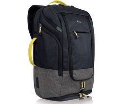 "SOLO Everyday Max 17"" Laptop Backpack - Blue"