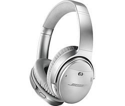 BOSE QuietComfort QC35 II Wireless Bluetooth Noise-Cancelling Headphones - Silver