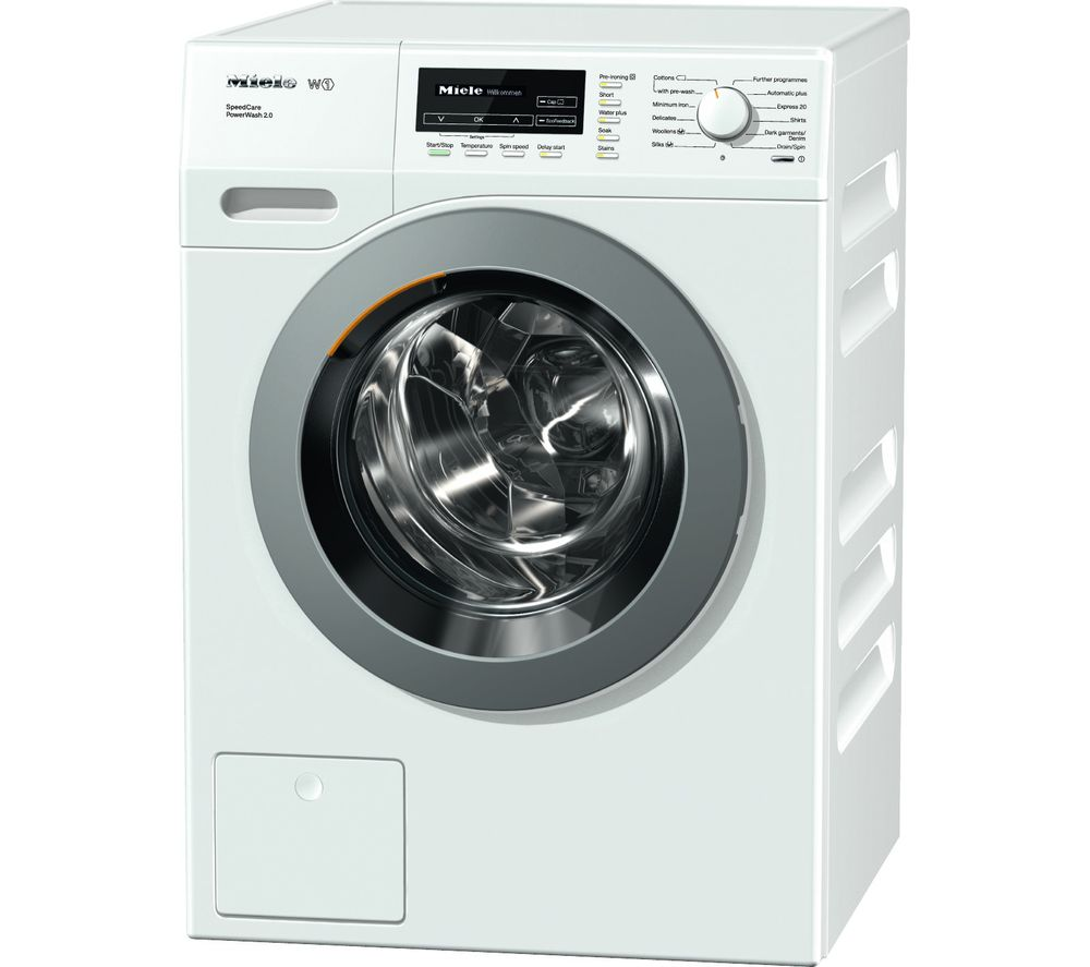 buy miele speedcare wkf311 8 kg 1400 spin washing machine. Black Bedroom Furniture Sets. Home Design Ideas